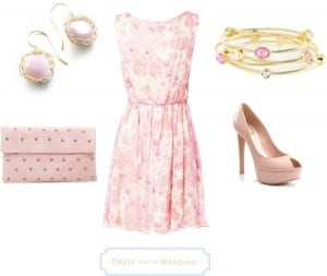 Pink Dress for Summer