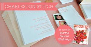 Charleston Stitch | Delphine