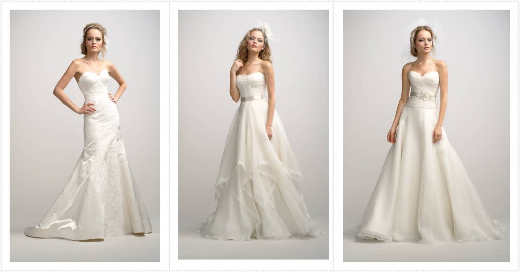 Watters Bridal Fall 2012