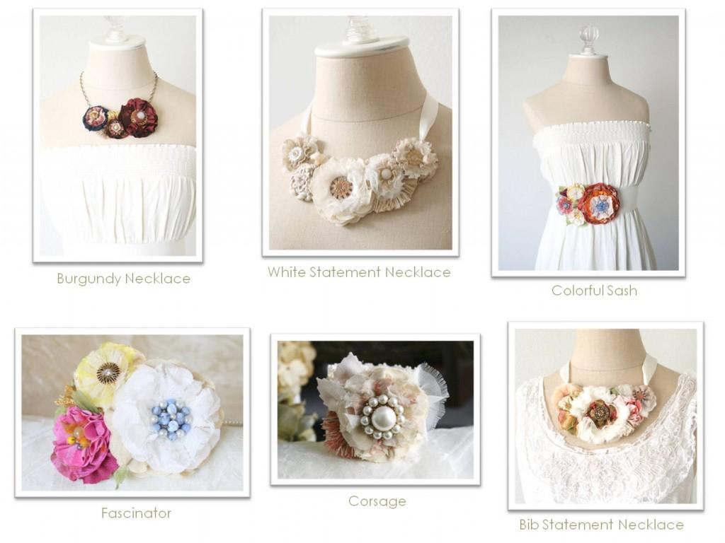 Rosy Posy Designs : Bridal Accessories