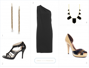 Little Black Dress - Featuring a DVF dress