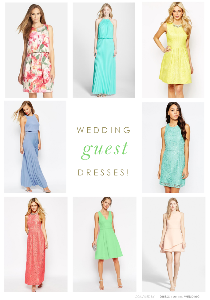 Wedding guest dresses dresses for wedding guests for Dresses to wear at weddings as a guest