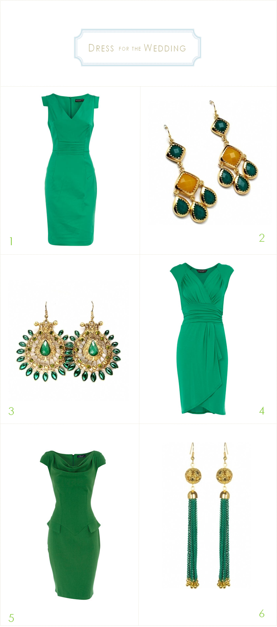 Emerald green dresses for a wedding for Emerald green dress wedding guest