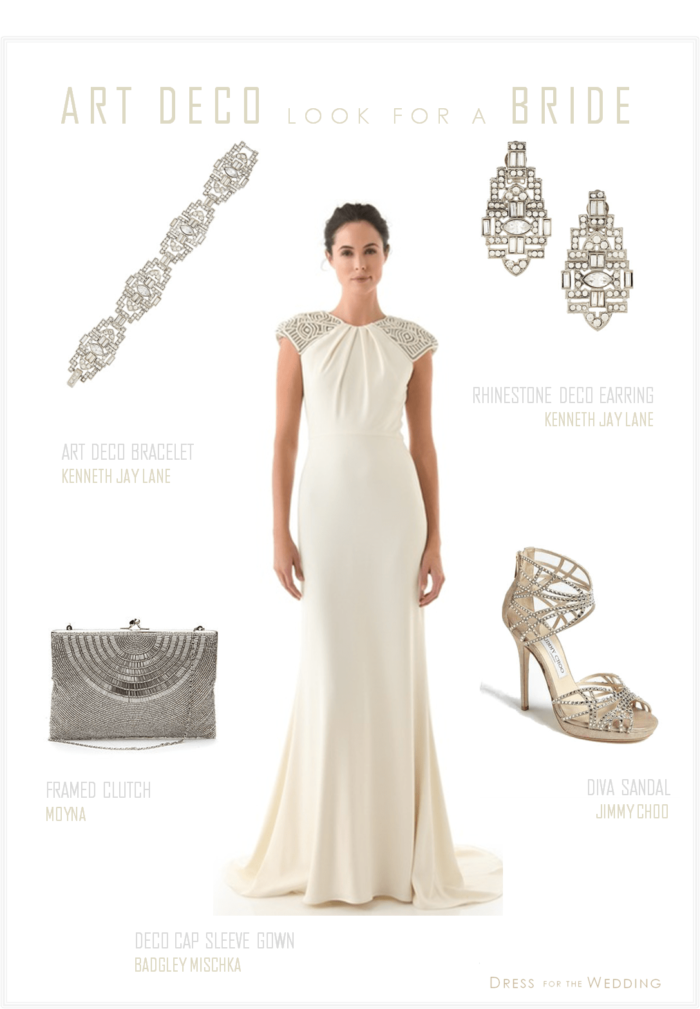 Art Deco Bride