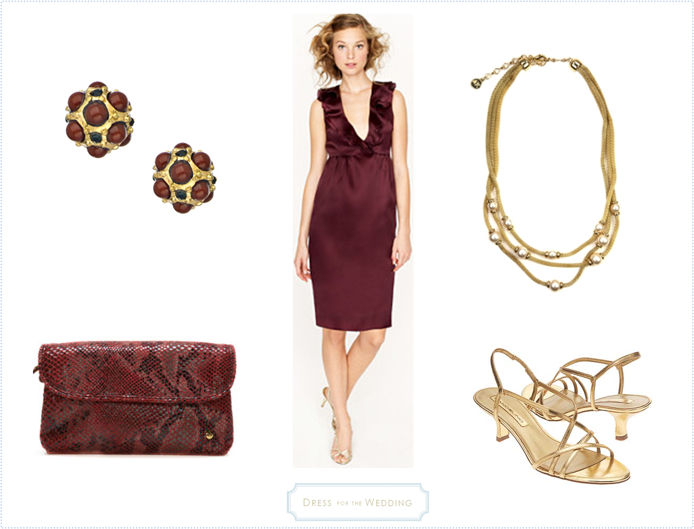 Dresses for a November Wedding Guest Post Part 3