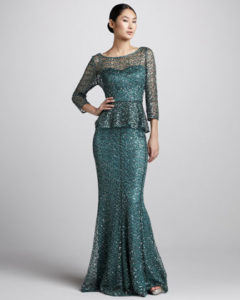 Holiday Mother of the Bride Dresses