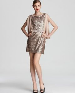 Sequined Party Dresses