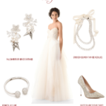 Holiday Wedding Gown