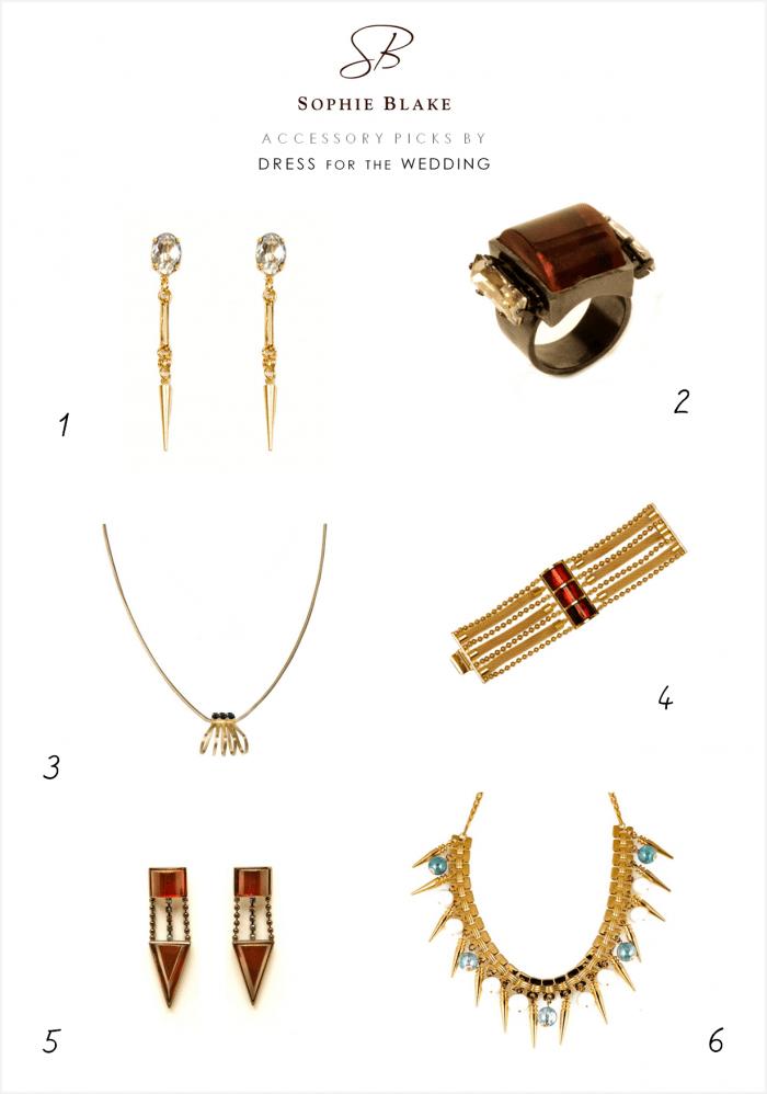 Sophie Blake Accessories