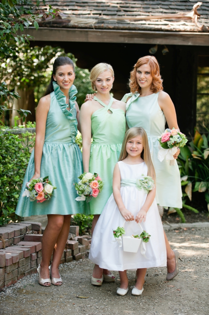 Anna Elyse Bridesmaid Dresses photo by Lizzi Photography