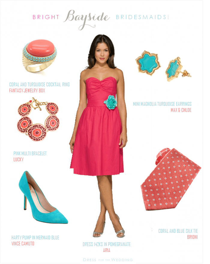 how to wear coral shoes