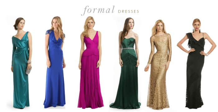 Formal Dresses to Rent