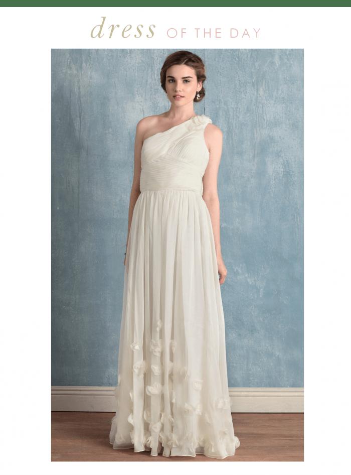 Wedding Dress of the Day: Noelle Wedding Dress under $500