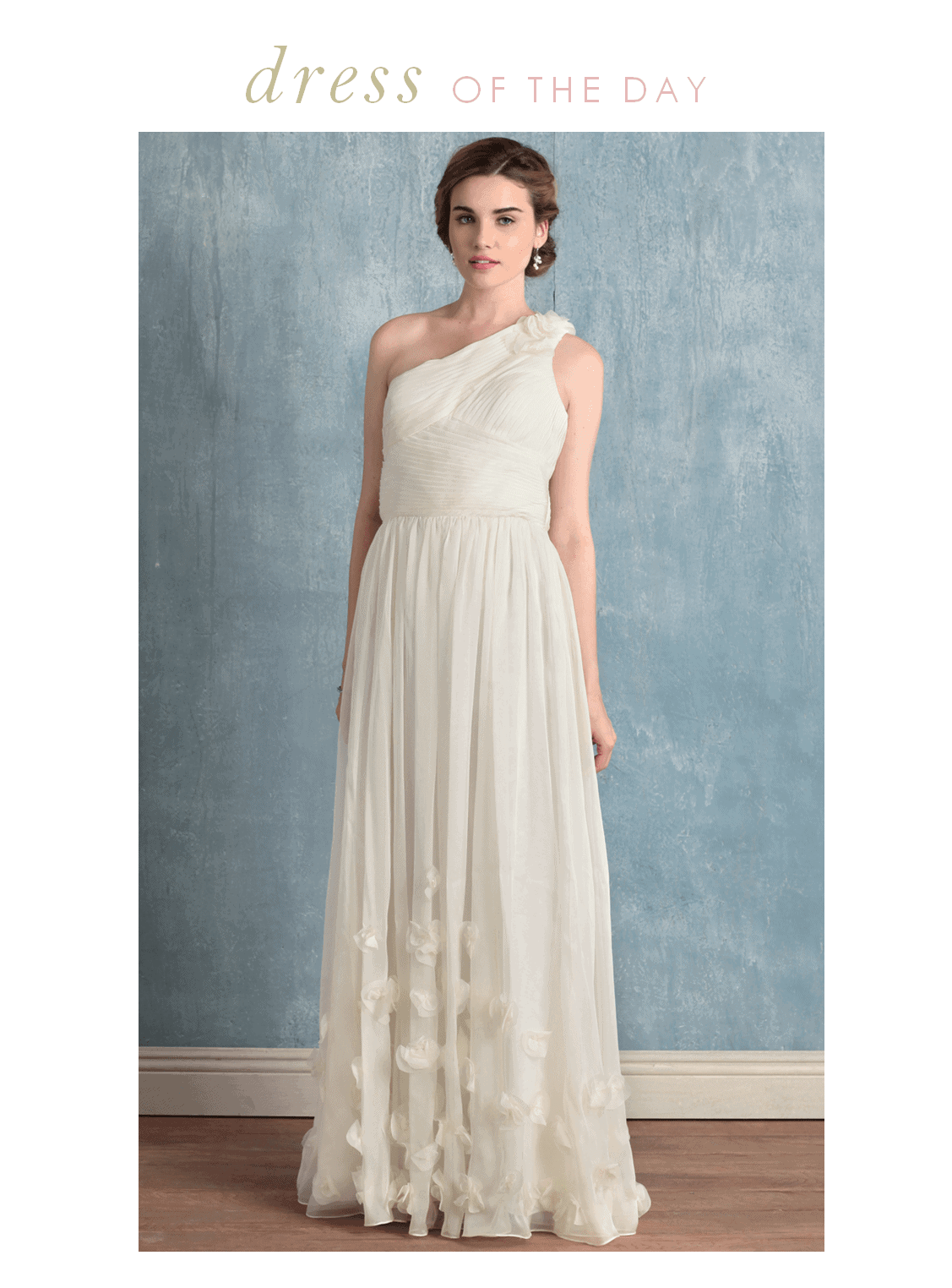Wedding Dress of the Day: Noelle Wedding Dress under $500