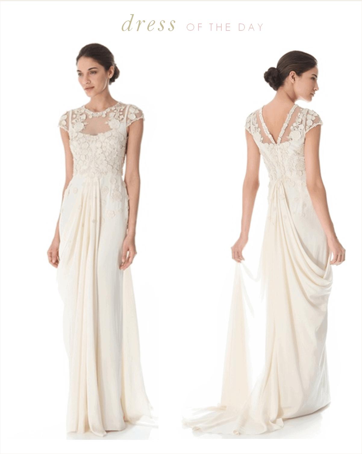 Wedding Dress of the Day Temperley London Laelia