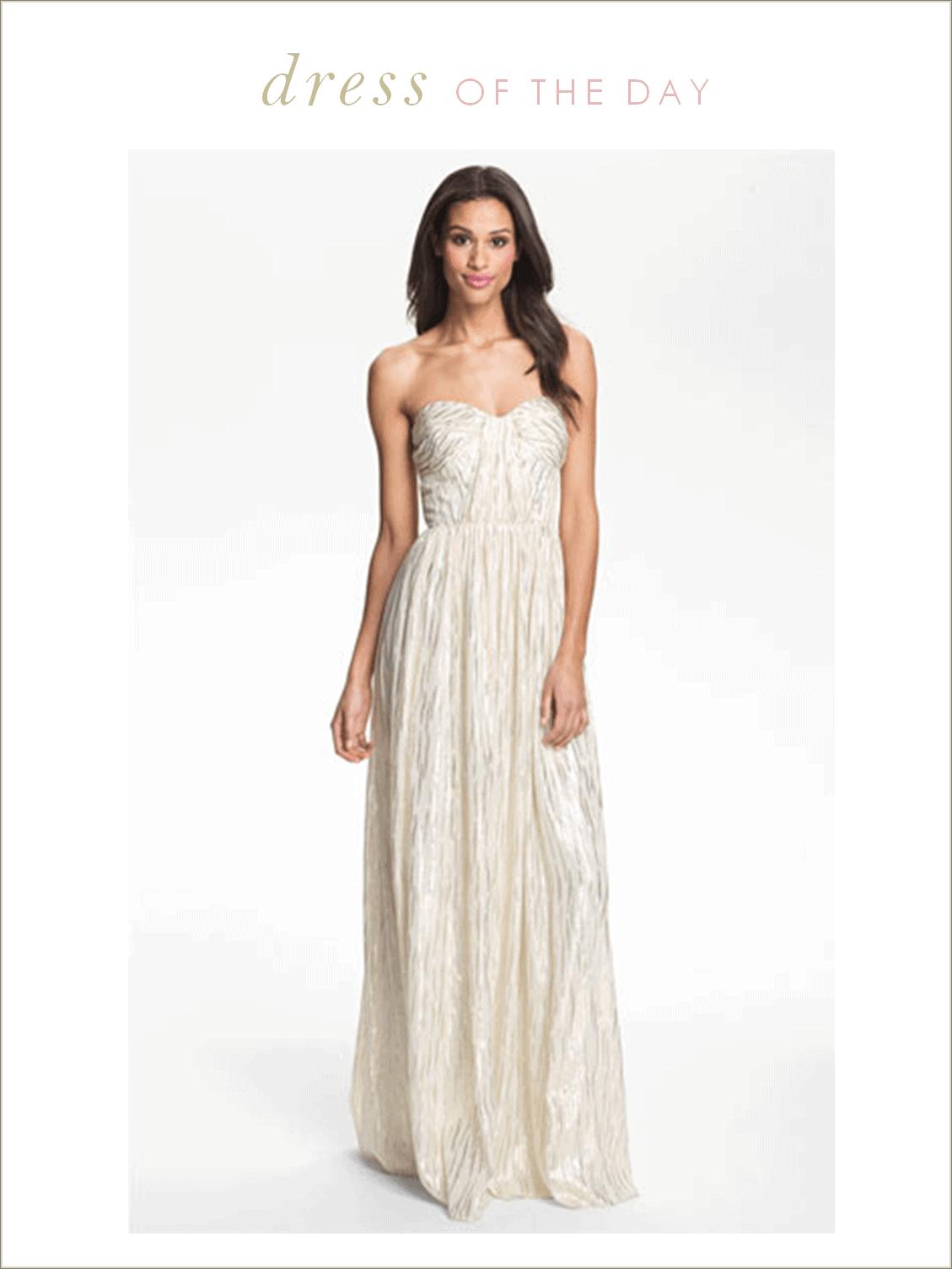 Leighton meester black and white dress