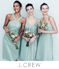J Crew Bridesmaid