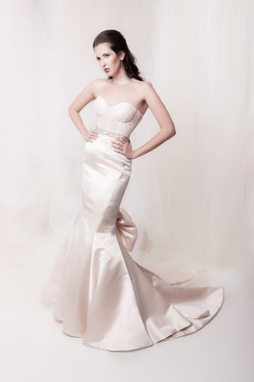 Wedding Dress Of The Day Marie Helene By Sarah Houston