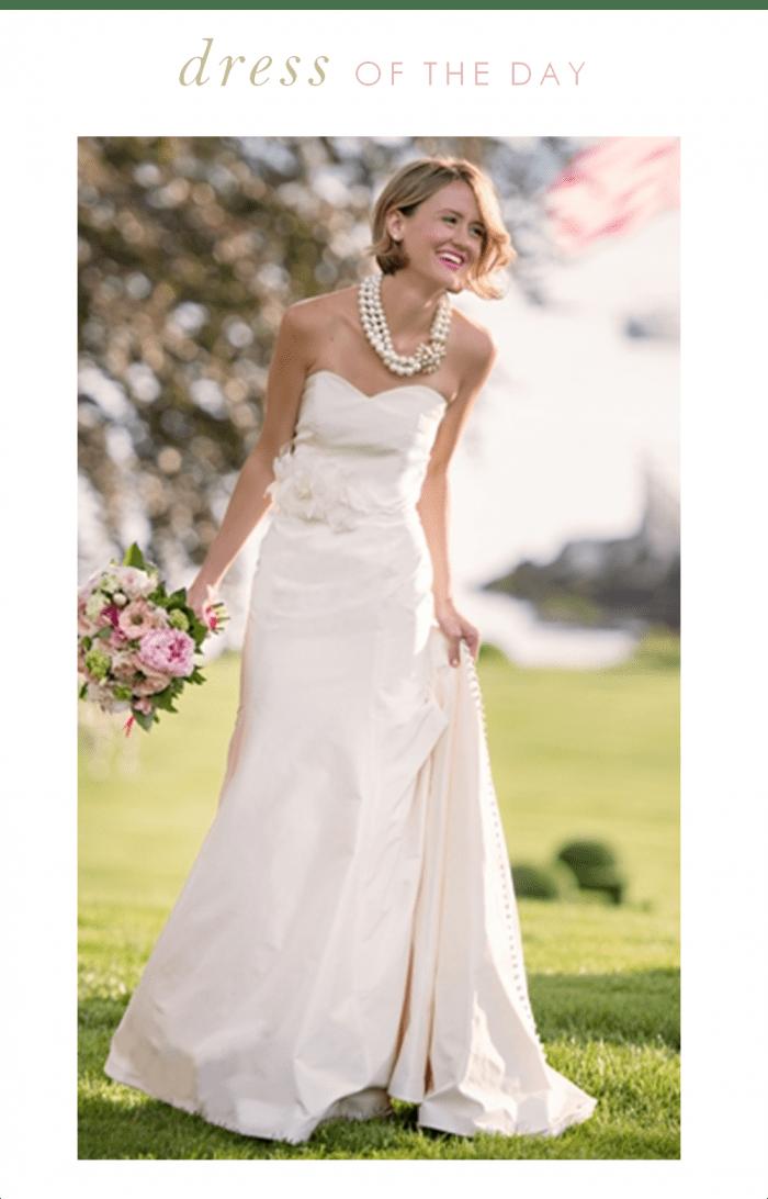 Dress of the Day: Coren Moore Savannah