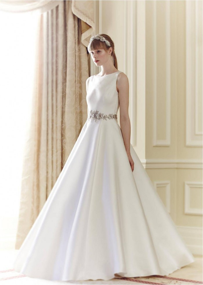 Audrey Jenny Packham Bridal SS 2014