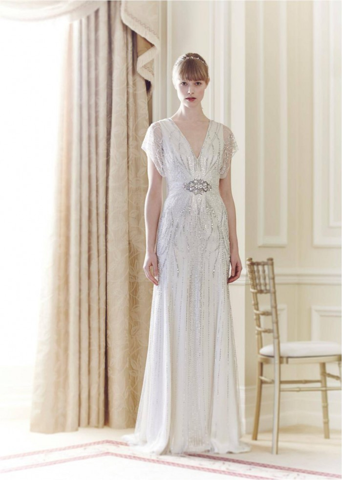 Jenny Packham Florence Beaded Wedding Dress