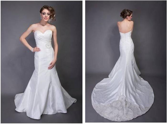 77ef6592d37 Angel Rivera Jill. JILL. Jill is beautiful mermaid gown in silk taffeta ...