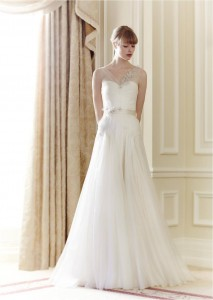 Jenny Packham 2014 Bridal Collection Preview