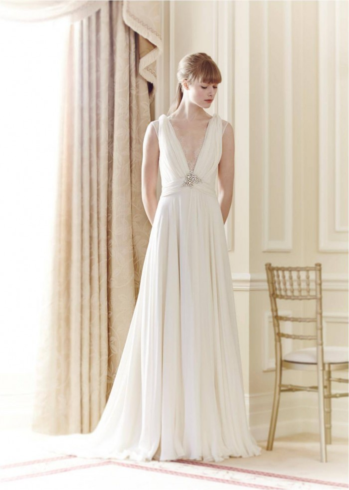 Molly Jenny Packham 2014 Bridal Collection