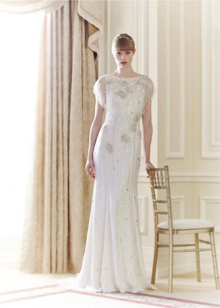 Rose Jenny Packham Bridal 2014