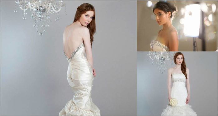 Winnie Couture Bridal Collections - Romantic Wedding Gowns