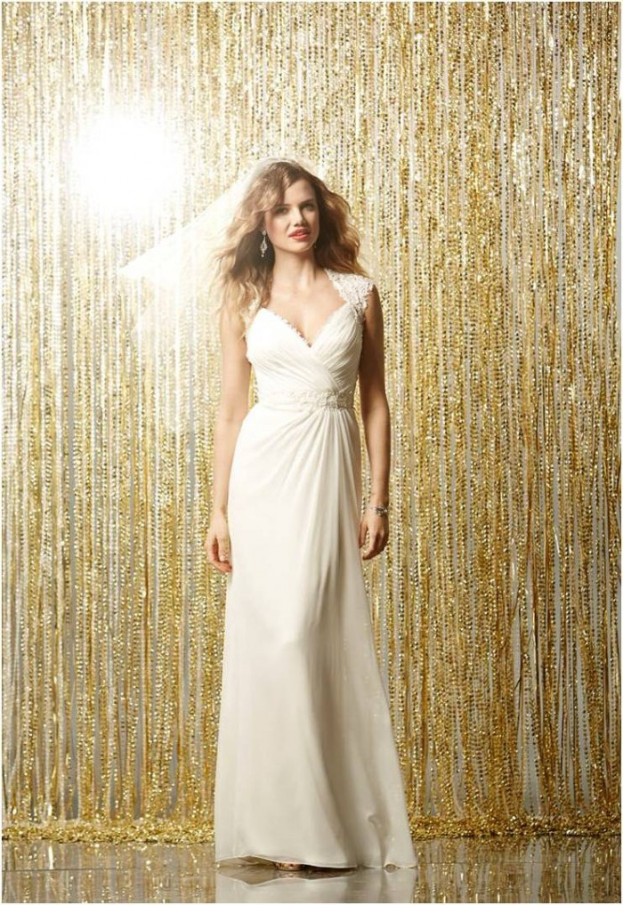 Callista Wtoo Fall 2013 Wedding Dress