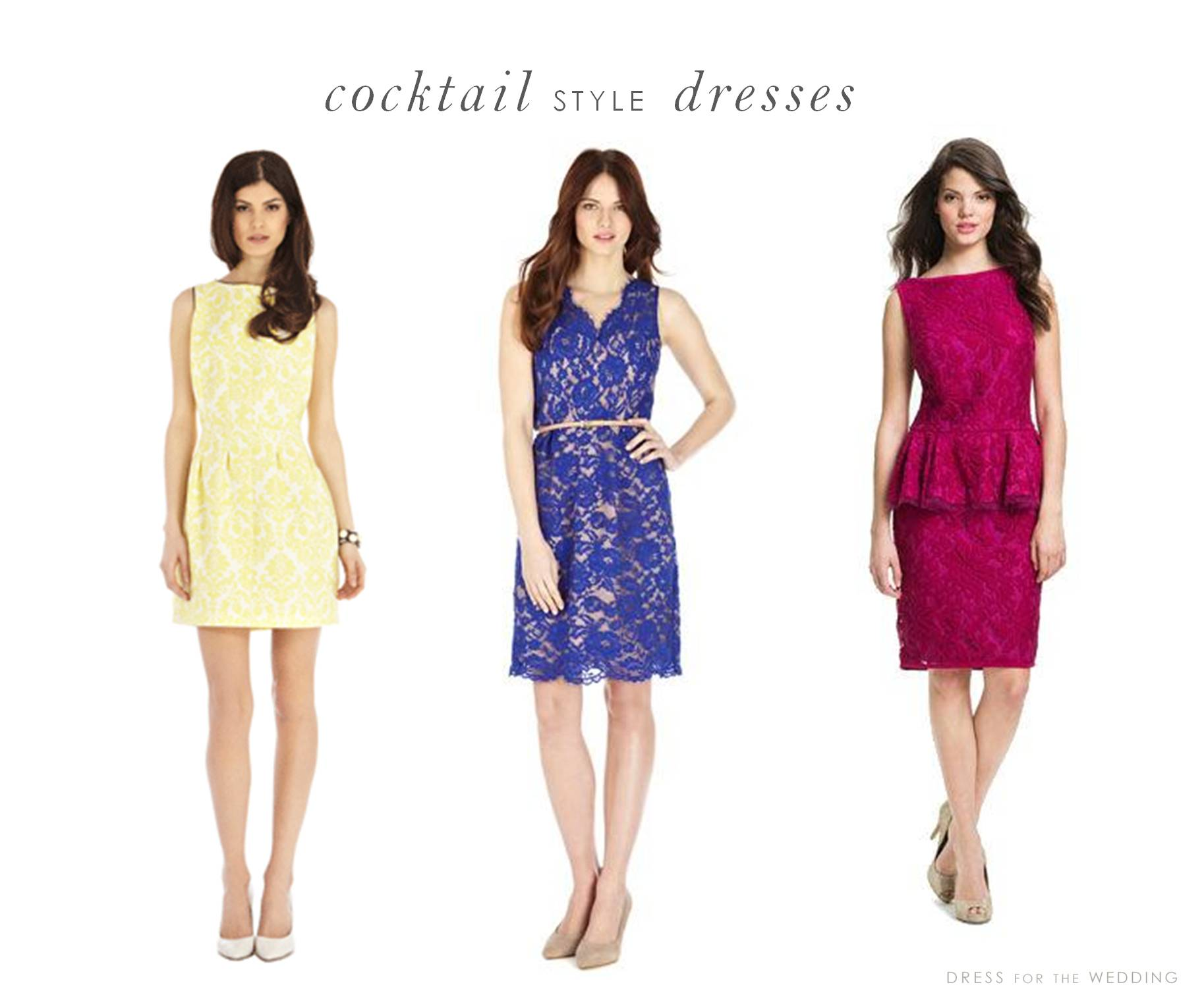 Dresses for weddings for Dressing for wedding guests