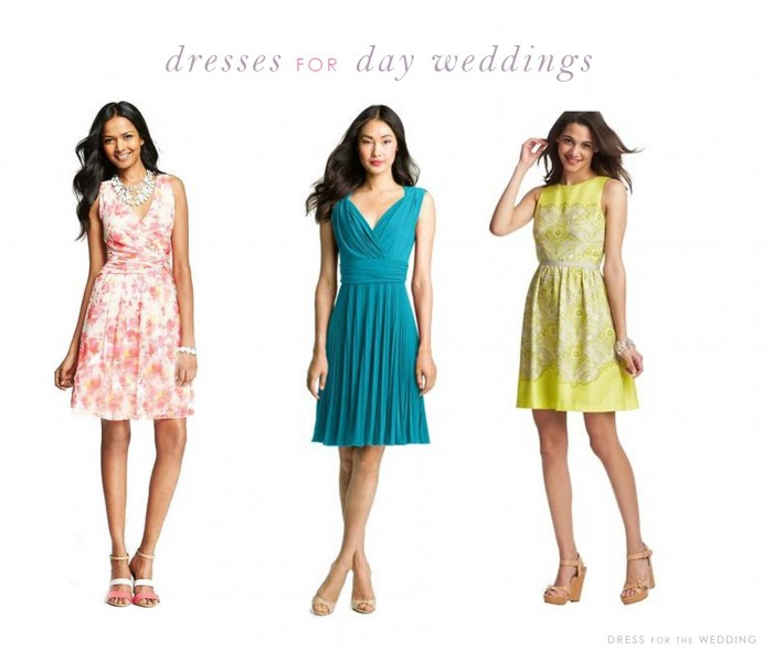 Dresses for weddings for Dresses for afternoon wedding
