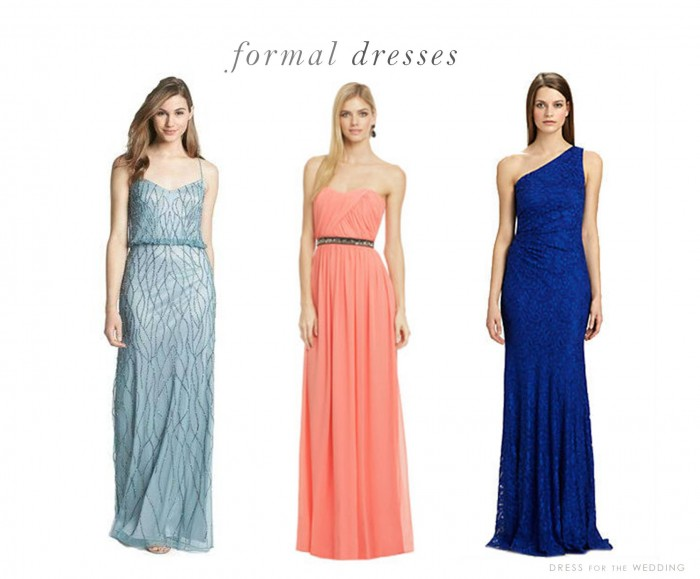 Dresses for weddings for Formal dress code wedding