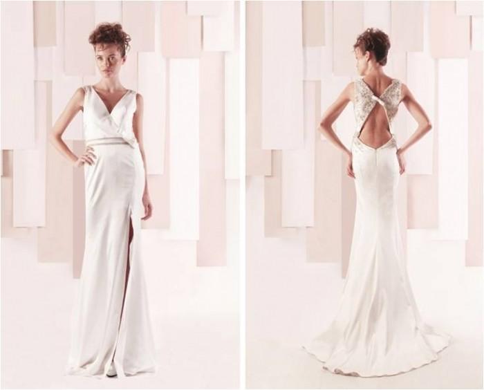 Gemy Maalouf Bridal Gown 2013