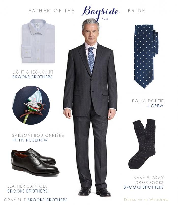 Men's Gray Suit For Wedding