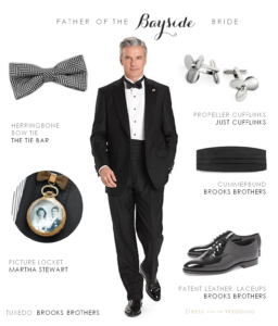 Classic Tuxedo for a Wedding