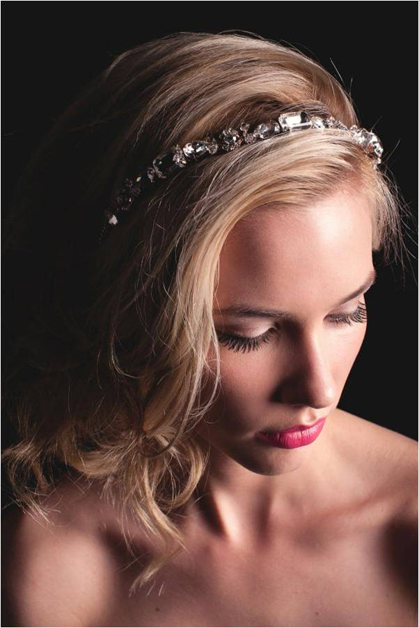 Sarah Seven 2014 Bridal Hair Accessories