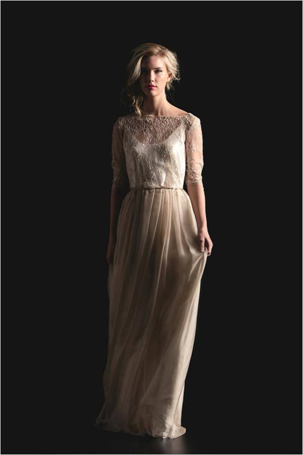 Sarah Seven 2014 Spring Bridal Collection