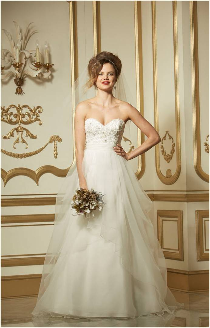 Wedding Dress Preview: Wtoo Bridal Fall 2013