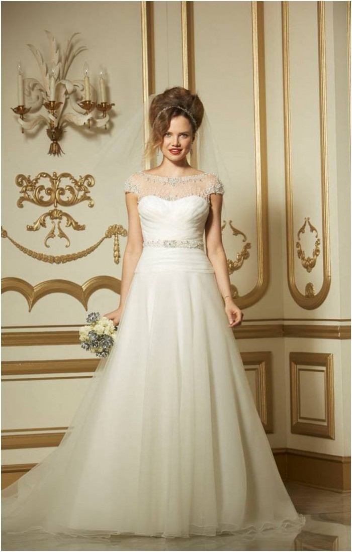 Wtoo Pandora Style 11326 Beaded Wedding Dress