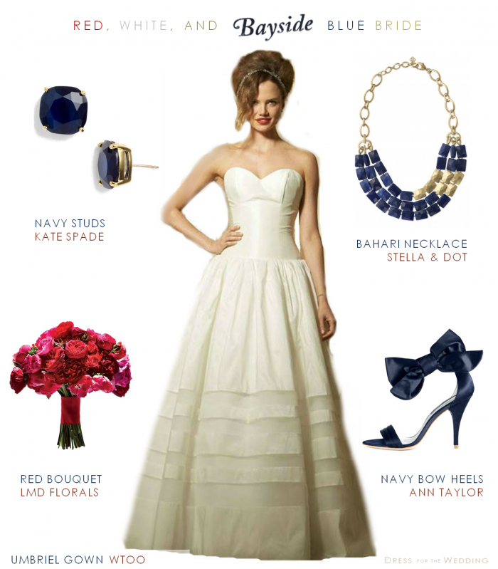 Bayside Bride July