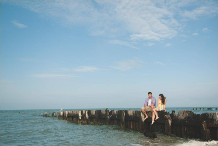 Bit of Ivory Photography Beach Engagement Session