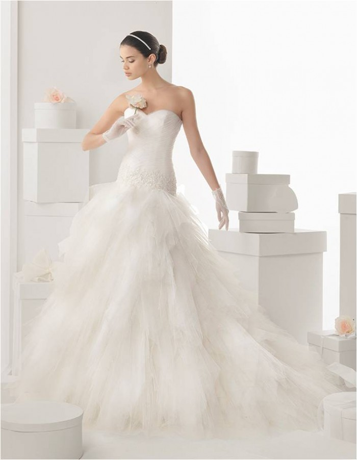 Calesa Wedding Dress by Rosa Clara