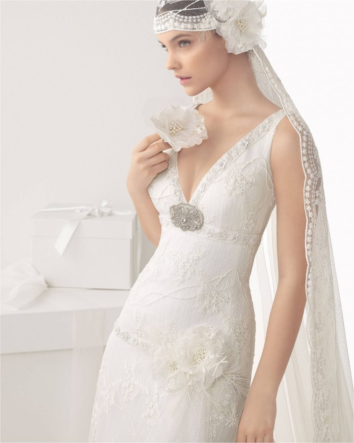 Calima Wedding Gown by Rosa Clara