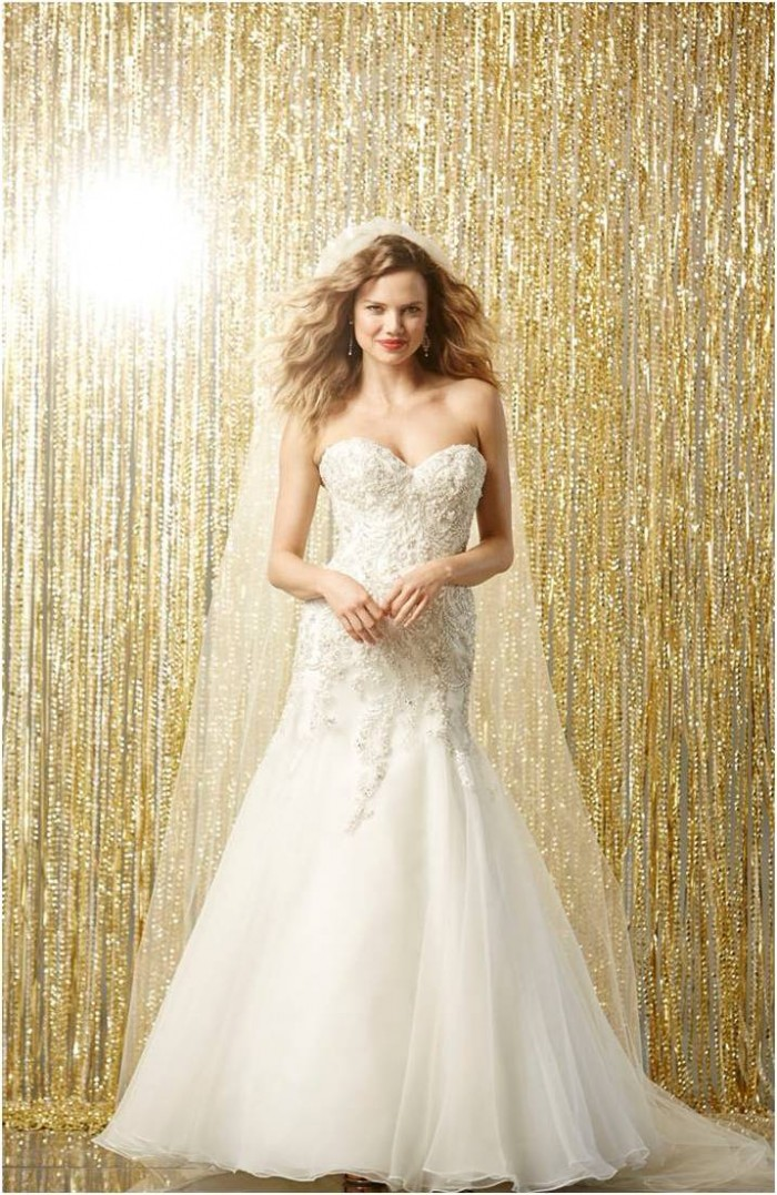 Wtoo Vega 11316 Beaded Wedding Dress