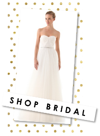 Shop wedding dresses and bridal accessories