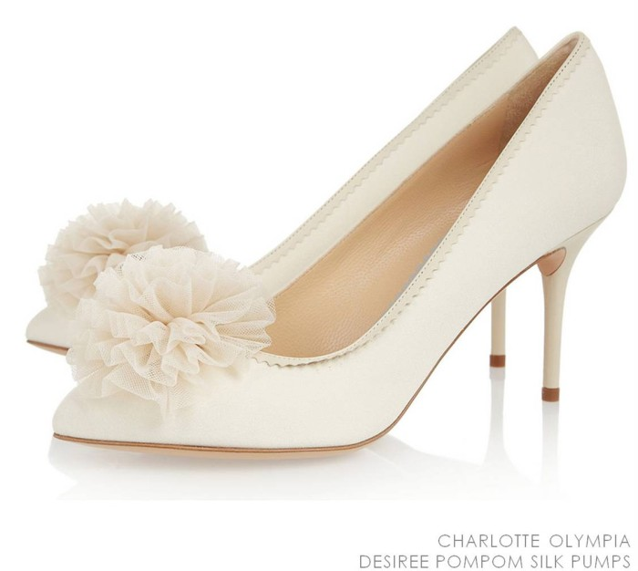 Charlotte Olympia Desiree Pumps
