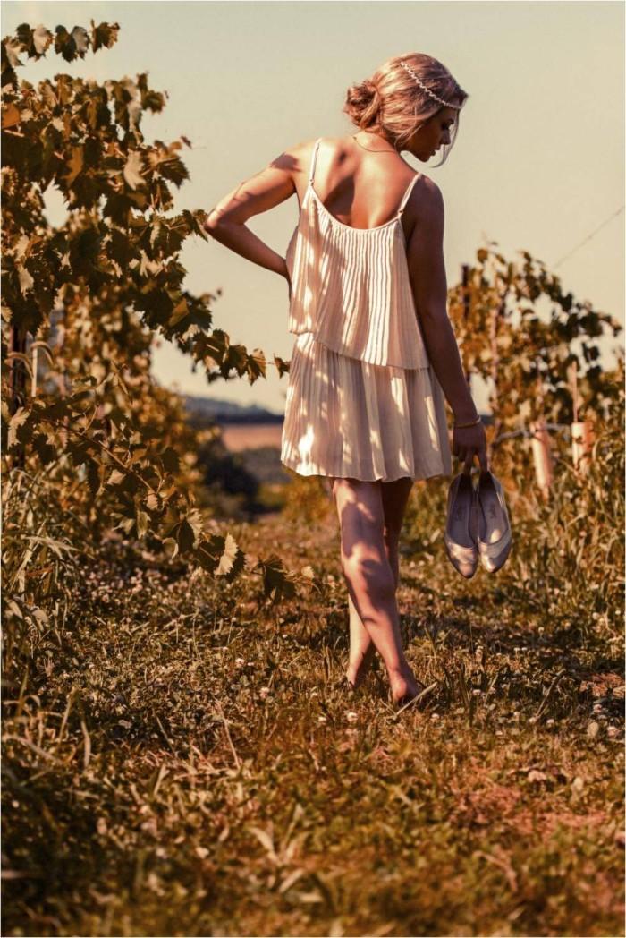 Vineyard 1920s shoot