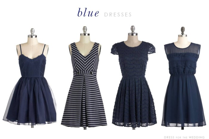Red White and Blue Summer Dresses